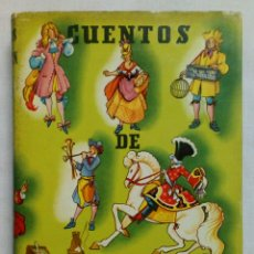 Libros de segunda mano: CUENTOS DE ANDERSEN. COLECCIÓN JUVENIL CADETE 1956.. Lote 194510432