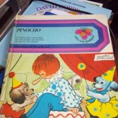Libros de segunda mano: PINOCHO. ILUSTRACIONES MARIA PASCUAL.COLECCION LINDAFLOR.EDICIONES TORAY / PINOCHO/ MARIA PASCUAL. Lote 194608655