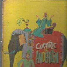 Libros de segunda mano: CUENTOS DE ANDERSEN. EDITORIAL CULTURA Y PROGRESO, BILBAO, ¿1968? (ST/MG/BL3). Lote 194616145