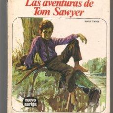 Libros de segunda mano: NUEVO AURIGA. Nº 29. LAS AVENTURAS DE TOM SAWYER. EDICIONES AURIGA, 1984.(ST/MG/BL3). Lote 194616340