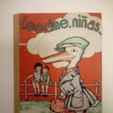 Libros de segunda mano: LEEDME, NIÑAS…FEDERICO TORRES. Lote 194643730