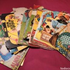 Libros de segunda mano: LOTE 29 CUENTOS INFANTILES TROQUELADOS , TORAY , RAMON SOPENA , PETRONIO , FERMA ETC CUENTO INFATIL. Lote 194714765