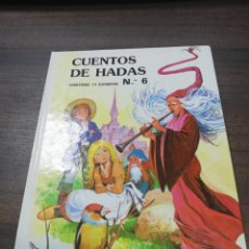 Libros de segunda mano: CUENTOS DE HADAS. CONTIENE 14 CUENTOS Nº 6. 1985.. Lote 194756725