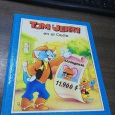 Libros de segunda mano: TOM & JERRY EN EL OESTE. CIRCULO DE LECTORES. 1991.. Lote 194770888
