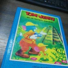 Libros de segunda mano: TOM & JERRY EN EL TEMPLO PERDIDO. CIRCULO DE LECTORES. 1991.. Lote 194771026