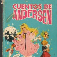 Libros de segunda mano: CUENTOS DE ANDERSEN. ILUSTRACIONES. MARÍA PASCUAL. TORAY, 1967. (ST/B3). Lote 194778160