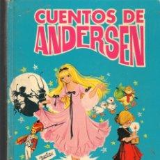 Libros de segunda mano: CUENTOS DE ANDERSEN. ILUSTRACIONES. MARÍA PASCUAL. TORAY, 1976. (ST/B3). Lote 194778582