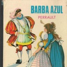 Libros de segunda mano: BARBA AZUL. PERRAULT. ILUSTRACIONES: MARÍA PASCUAL. TORAY, 1975(ST/B3). Lote 194780407