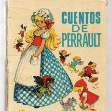 Libros de segunda mano: CUENTOS DE PERRAULT. ILUSTRACIONES: MARÍA PASCUAL. TORAY, 1968.(ST/B3). Lote 194862335