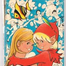 Libros de segunda mano: CUENTOS DE GRIMM. CUARTA SELECCIÓN. ILUSTRACIONES: MARÍA PASCUAL. TORAY, 1977.(ST/B3). Lote 194862505
