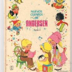 Libros de segunda mano: NUEVOS CUENTOS DE ANDERSEN. TOMO 2. ILUSTRACIONES: MARÍA PASCUAL. TORAY, 1978.(ST/B3). Lote 194862705