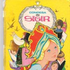 Libros de segunda mano: CONDESA DE SEGUR. ILUSTRACIONES: MARÍA PASCUAL. TORAY, 1983.(ST/B3). Lote 194863690