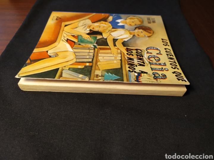Libros de segunda mano: Los cuentos que Celia cuenta a los niños. Colección Celia y su mundo 19. Elena Fortún - Foto 2 - 194864486