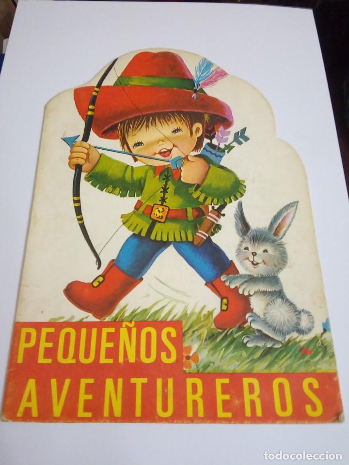 Libros de segunda mano: LOTE DE CUENTOS TROQUELADOS - Foto 7 - 194883281