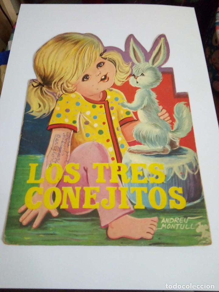 Libros de segunda mano: LOTE DE CUENTOS TROQUELADOS - Foto 10 - 194883281