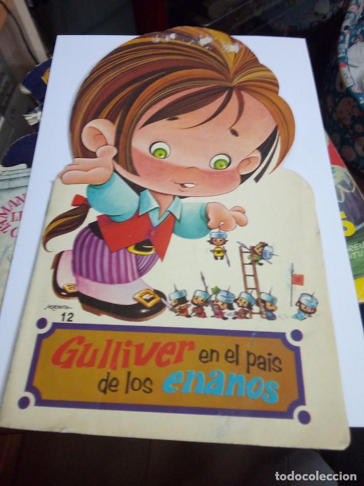 Libros de segunda mano: LOTE DE CUENTOS TROQUELADOS - Foto 12 - 194883281