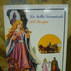 Libros de segunda mano: LA BELLA DURMIENTE DEL BOSQUE. COLECCIÓN FANTASÍA DE SIEMPRE, EDITORIAL RM 1.979.. Lote 194895345