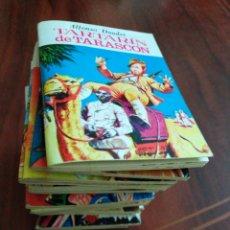 Libros de segunda mano: LOTE DE 34 LIBROS ( MINI BIBLIOTECA DE LA LITERATURA UNIVERSAL ). Lote 194973572