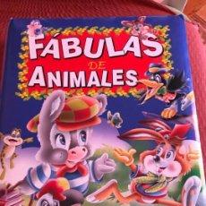 Libros de segunda mano: LIBRO INFANTIL.FABULAS ANIMALES. Lote 195016498
