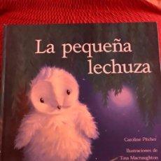 Libros de segunda mano: LA PEQUEÑA LECHUZA. LIBRO DESCATALOGADO. Lote 195016841