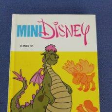 Libros de segunda mano: MINI DISNEY. TOMO 12. EDICIONES TORAY. AÑO 1991. Lote 195017972