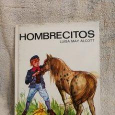 Libros de segunda mano: HOMBRECITOS. LUISA MAY ALCOTT. Lote 195076043