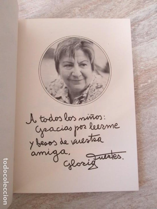 Libros de segunda mano: GLORIA FUERTES. TRES TIGRES CON TRIGO. DIBUJOS ANGEL ESTEBAN. EDITORIAL YUBARTA 1979 - Foto 9 - 195088406