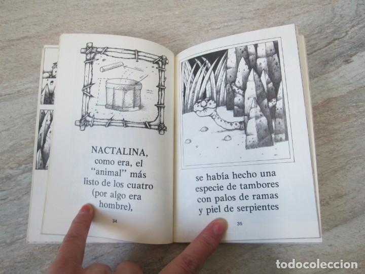 Libros de segunda mano: GLORIA FUERTES. TRES TIGRES CON TRIGO. DIBUJOS ANGEL ESTEBAN. EDITORIAL YUBARTA 1979 - Foto 12 - 195088406