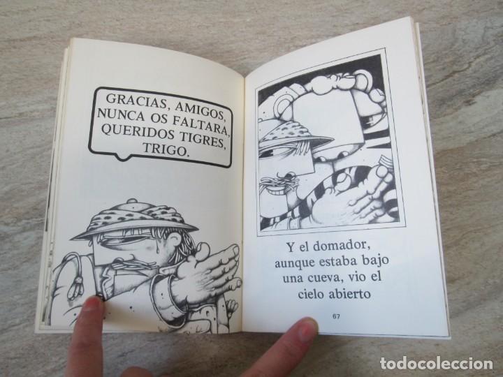 Libros de segunda mano: GLORIA FUERTES. TRES TIGRES CON TRIGO. DIBUJOS ANGEL ESTEBAN. EDITORIAL YUBARTA 1979 - Foto 13 - 195088406