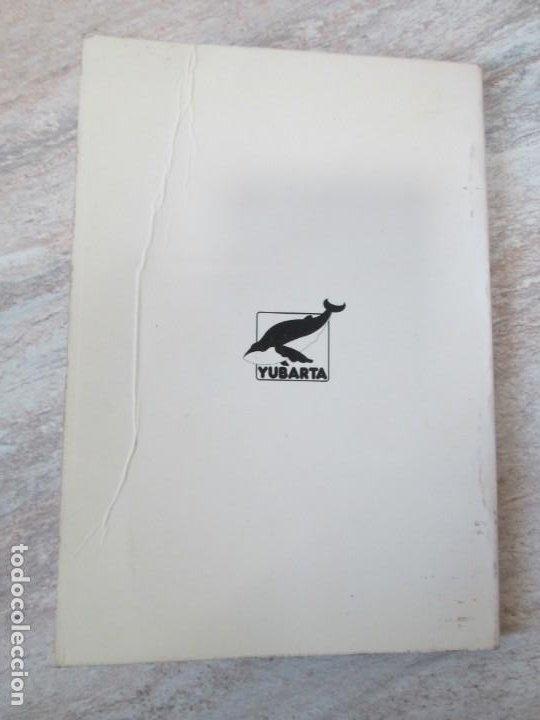 Libros de segunda mano: GLORIA FUERTES. TRES TIGRES CON TRIGO. DIBUJOS ANGEL ESTEBAN. EDITORIAL YUBARTA 1979 - Foto 15 - 195088406