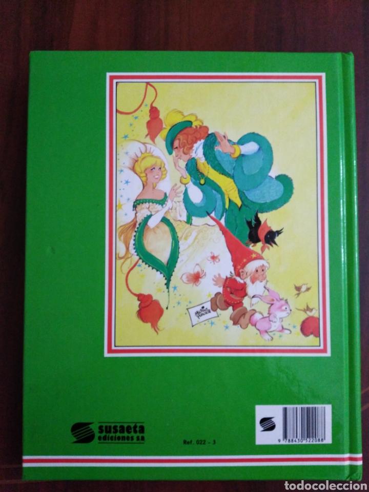 Libros de segunda mano: Libro gigante de perrault ( susaeta ) - Foto 2 - 195148832
