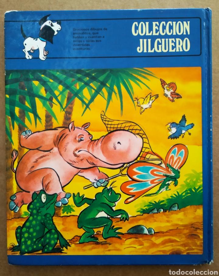 Libros de segunda mano: La Isla del Tesoro/El Cocodrilo Caprichoso (Toray, 1982). Por Eugenio Sotillos y Carmelo Garmendia. - Foto 2 - 195259458