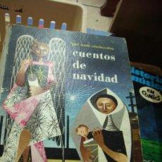 Libros de segunda mano: CUENTOS DE NAVIDAD, JOSÉ MARÍA SÁNCHEZ-SILVA. CO-31. Lote 195269403