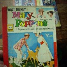 Libros de segunda mano: MARY POPPINS, WALT DISNEY. CO-46. Lote 195272307