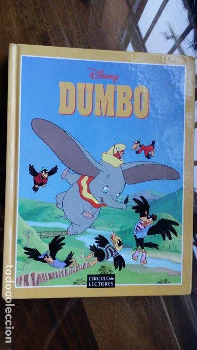 DUMBO, DISNEY, CIRCULO DE LECTORES (Libros de Segunda Mano - Literatura Infantil y Juvenil - Cuentos)