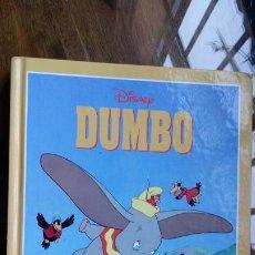 Libros de segunda mano: DUMBO, DISNEY, CIRCULO DE LECTORES. Lote 195340306