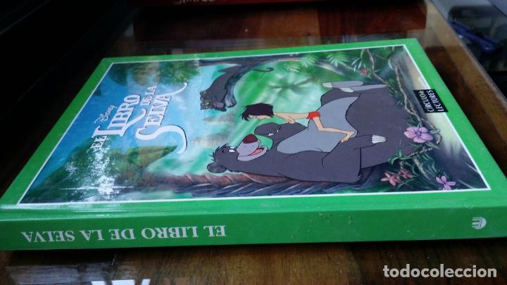 Libros de segunda mano: el libro de la selva, disney, circulo de lectores - Foto 2 - 195340387
