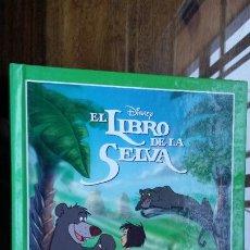 Libros de segunda mano: EL LIBRO DE LA SELVA, DISNEY, CIRCULO DE LECTORES. Lote 195340387