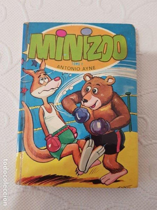 MINIZOO TOMO 1, ANTONIO AYNE, EDITORIAL TORAY, 1975, CUENTOS INFANTILES ILUSTRADOS DE ANIMALES (Libros de Segunda Mano - Literatura Infantil y Juvenil - Cuentos)