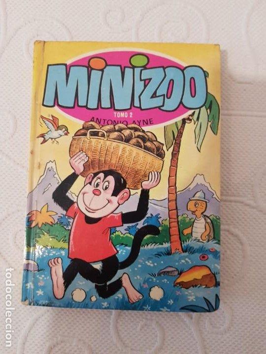 MINIZOO TOMO 2, ANTONIO AYNE, EDITORIAL TORAY, 1976, CUENTOS INFANTILES ILUSTRADOS DE ANIMALES (Libros de Segunda Mano - Literatura Infantil y Juvenil - Cuentos)