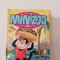 Libros de segunda mano: MINIZOO TOMO 2, ANTONIO AYNE, EDITORIAL TORAY, 1976, CUENTOS INFANTILES ILUSTRADOS DE ANIMALES. Lote 195342321