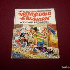 Livros em segunda mão: MORTADELO Y FILEMÓN. Lote 195356028