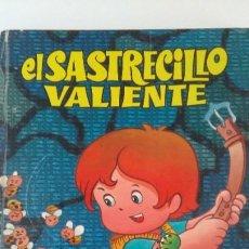Libros de segunda mano: EL SASTRECILLO VALIENTE LIBRO 7 COLECCIÓN BUENAS NOCHES.. Lote 195371063