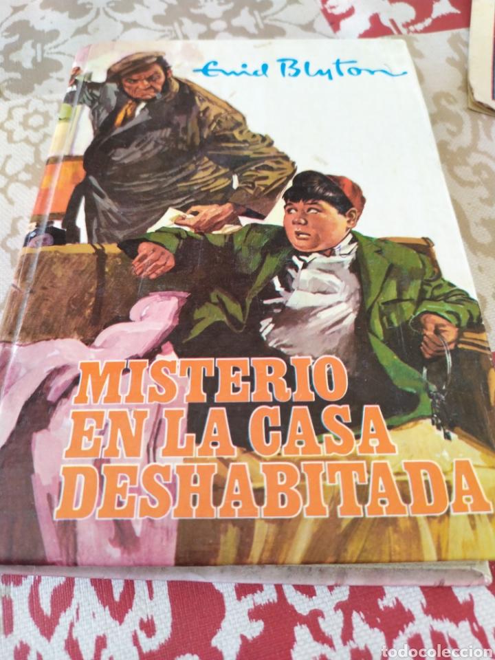 MISTERIO EN LA CASA DESABITADA (Libros de Segunda Mano - Literatura Infantil y Juvenil - Cuentos)
