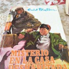 Libros de segunda mano: MISTERIO EN LA CASA DESABITADA. Lote 195379146