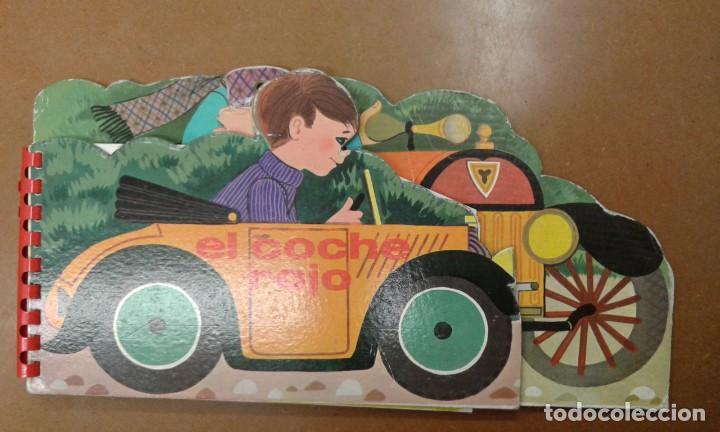 EL COCHE ROJO.COLECCIÓN JUEGO Y APRENDO.1968 EDITORIAL MOLINO (Libros de Segunda Mano - Literatura Infantil y Juvenil - Cuentos)