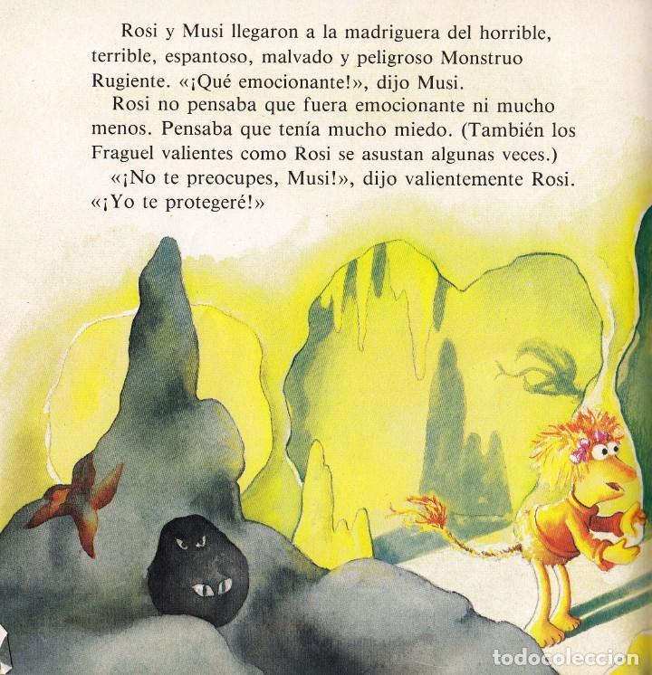 Libros de segunda mano: FRAGUEL ROCK. LAS MEJORES AMIGAS DEL MUNDO. JIM HENSON. J. STEVENSON – S. VENNING - Foto 4 - 195384986