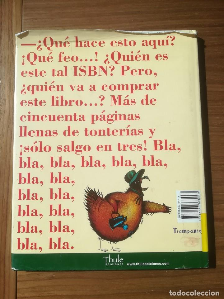 Libros de segunda mano: EL APESTOSO HOMBRE QUESO Y OTROS CUENTOS MARAVILLOSAMENTE ESTUPIDOS THULE EDICIONES 2004 - Foto 3 - 195386067