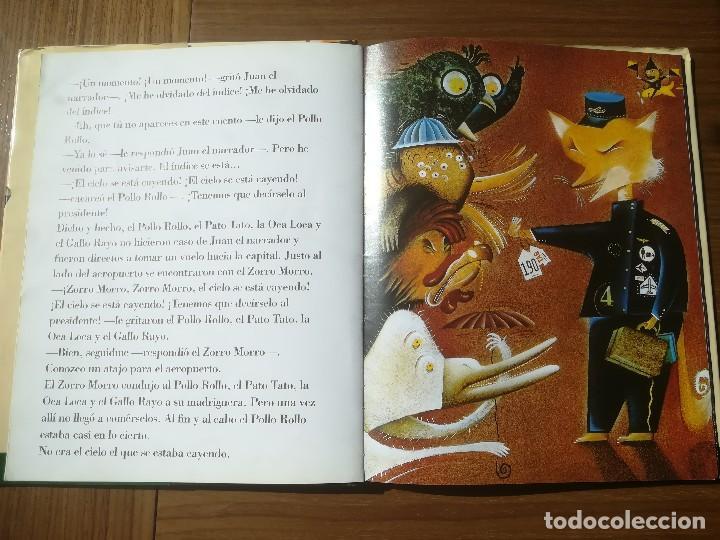 Libros de segunda mano: EL APESTOSO HOMBRE QUESO Y OTROS CUENTOS MARAVILLOSAMENTE ESTUPIDOS THULE EDICIONES 2004 - Foto 4 - 195386067