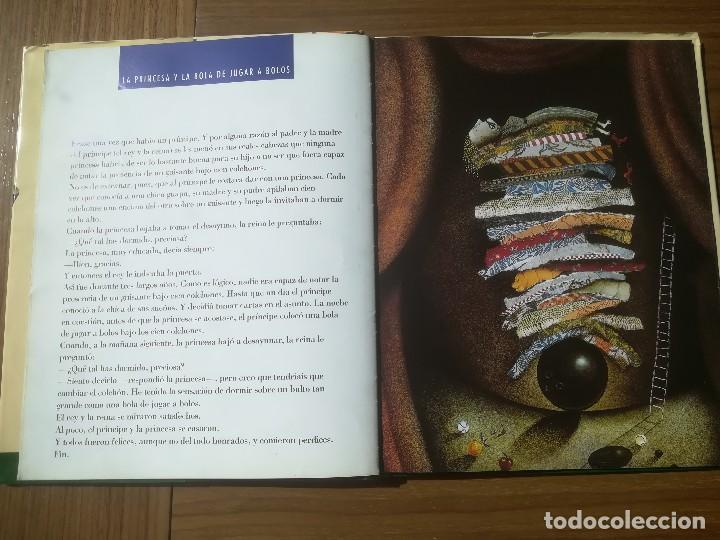 Libros de segunda mano: EL APESTOSO HOMBRE QUESO Y OTROS CUENTOS MARAVILLOSAMENTE ESTUPIDOS THULE EDICIONES 2004 - Foto 5 - 195386067